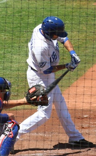 Woodward with the 51s in 2011