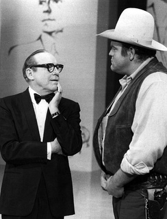 Jack Benny and Blocker