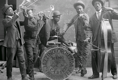 King & Carter Jazzing Orchestra, Houston, Texas, 1921