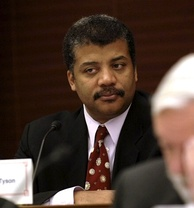 Astrophysicist Neil deGrasse Tyson is director of New York City's Hayden Planetarium.