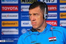 Srečko Katanec is the manager of Iraq.