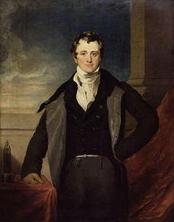 Sir Humphry Davy by Thomas Lawrence