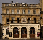 Theatre Royal and former Garrick's Head public house