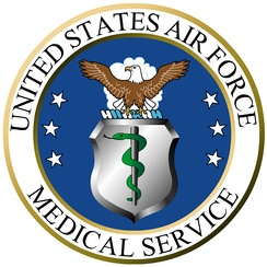 Seal of the Air Force Medical Service