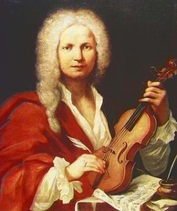 Antonio Vivaldi, in 1723