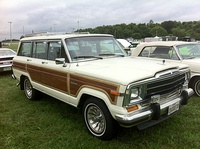 Jeep Wagoneer (1986–1991 model shown)