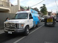 Ford Econoline van-body Ambulance in Philippines