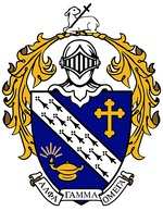 The Crest of Alpha Gamma Omega