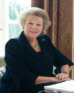 Beatrix in 2013, prior to her abdication