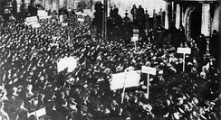 German Revolution, Kiel, 1918