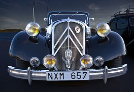 Citroën Traction Avant, 1934