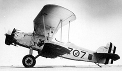 Marine Corps Curtiss OC-2 Falcon, c. 1929