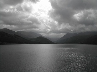 Ennerdale Water from Anglers Crag