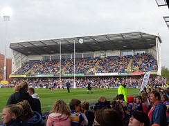Headingley Stadium, home of the Leeds Rhinos