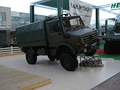 Mercedes Benz Unimog localy produced in Turkey and still widely used by Turkish Land Forces