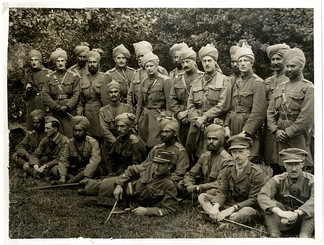 Until World War II, all soldiers in the Indian Army were required to wear turbans.
