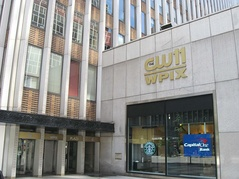 WPIX Plaza, southwest corner of 2nd Avenue and 42nd Street.