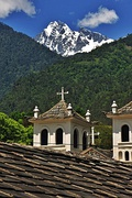 Bingzhongluo Church, Gongshan County