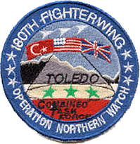 1999 Operation Northern Watch patch