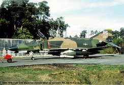 McDonnell Douglas F-4E-41-MC Phantom AF Serial No. 68-0527, 86th TFW 527th TFS
