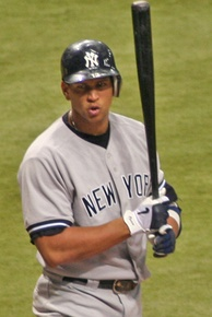 Alex Rodriguez, the 1993 first overall pick