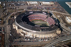 Browns owner Art Modell's 25-year lease of Cleveland Municipal Stadium planted the seed of financial troubles that culminated in his decision to relocate the team in 1995.