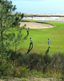 The Algarve features some of Europe's top golf courses.