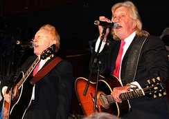 Peter and Gordon performing in 2005