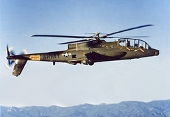 The AH-56 Cheyenne appeared to offer the possibility of handing much of the tactical air-to-ground role to the U.S. Army.