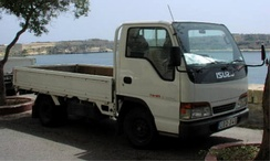 Isuzu NHR (Elf) light truck