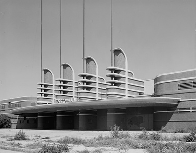 Pan-Pacific Auditorium in Los Angeles (1936)