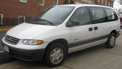 1996-2000 Plymouth Grand Voyager SE