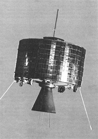 Syncom 2, the first geosynchronous satellite