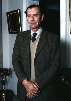 John Egerton, 6th Duke of Sutherland, by Allan Warren