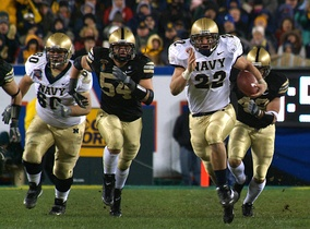 The 2005 Army–Navy college football game