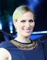 Zara Tindall, Olympic medalist, and member of the British royal family