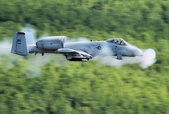 355th Fighter Squadron Fairchild Republic A-10A Thunderbolt II 81-0969. Sent to Moody AFB in 2007 now part of 23d OG