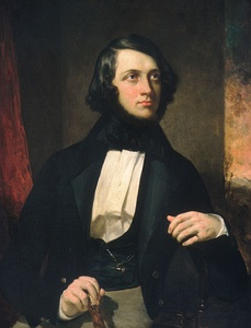 Van Rensselaer's son, Alexander, painted by George P. A. Healy, 1837