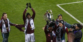 Colorado Rapids after winning MLS Cup 2010