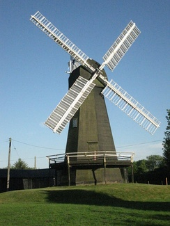 Davison's Mill is in Stelling Minnis