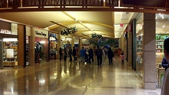 The Shops at Willow Bend, Plano's upscale shopping mall[27]