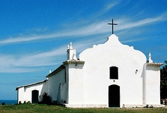 Church in Porto Seguro.