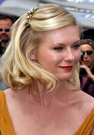 Dunst at the 2011 Cannes Film Festival