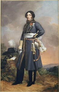 The royalist general Louis de Frotté commanded a new rebellion against Paris in the west of France