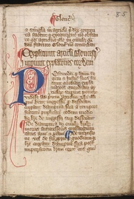 Magna carta cum statutis angliae (Great Charter with English Statutes), early 14th-century