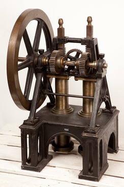 The Barsanti-Matteucci engine, the first proper internal combustion engine.