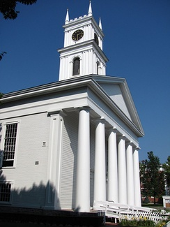Old Whaling Church, Edgartown Village Historic District