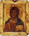 «Спас Вседержитель», начало XIII века
