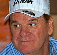 Pete Rose is the all-time leader in Major League Baseball hits, recording 4,256.
