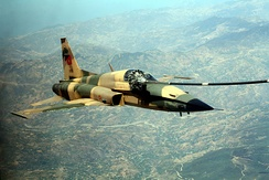 Royal Moroccan Air Force F-5 Tiger II